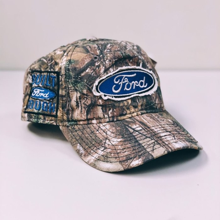 Pioneer Promo is selling this Ford Built Tough Cap - Officially Licensed