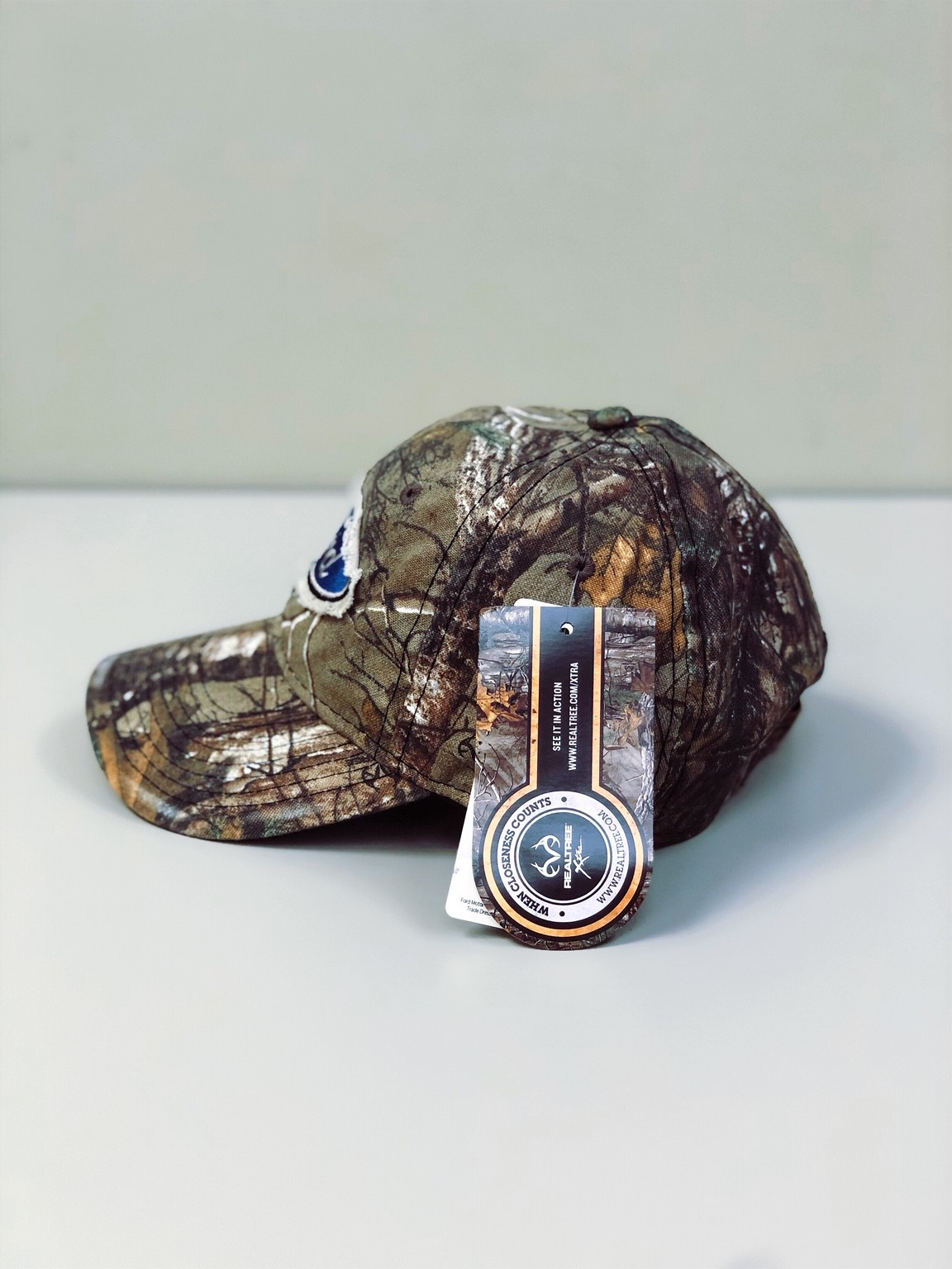 Ford Built Tough Cap Side View - Officially Licensed for sale by Pioneer Promo