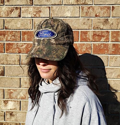 Ford Cap Hat Ladies Model