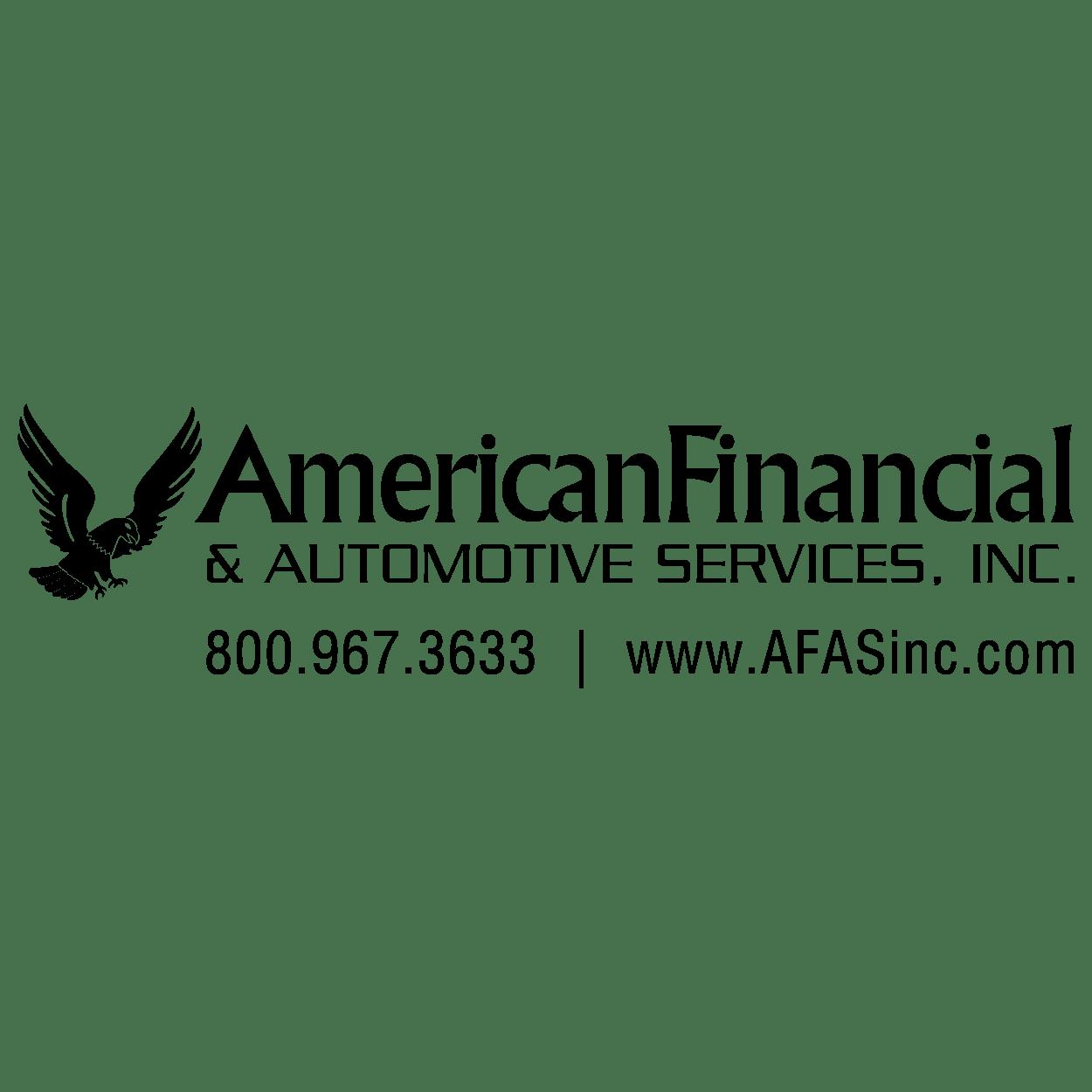 American Financial Logo - Pioneer Promo Client