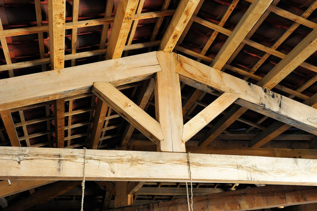 What are the basics of timber framing? – Pioneer\'s Pride