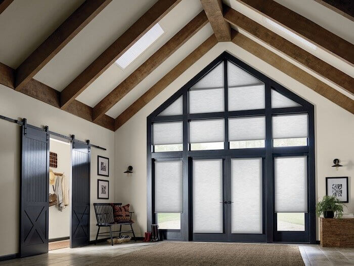 Applause PowerView Legends Specialty Shapes Angles EntryWay