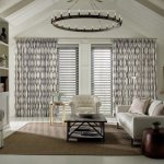 Designer Shades DR Pirouette Colette in Living Room