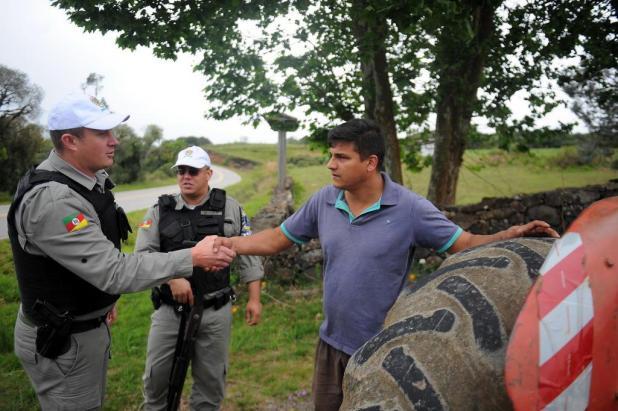 Conhecer a rotina do interior fez a diferença no policiamento em Caxias do Sul Felipe Nyland/Agencia RBS