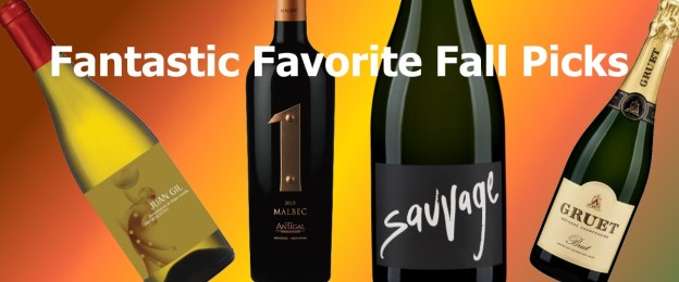 Fantastic Favorite Fall Picks