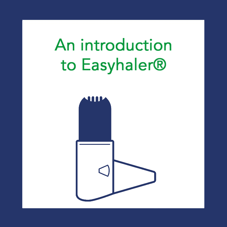 Module 1: An introduction to Easyhaler®