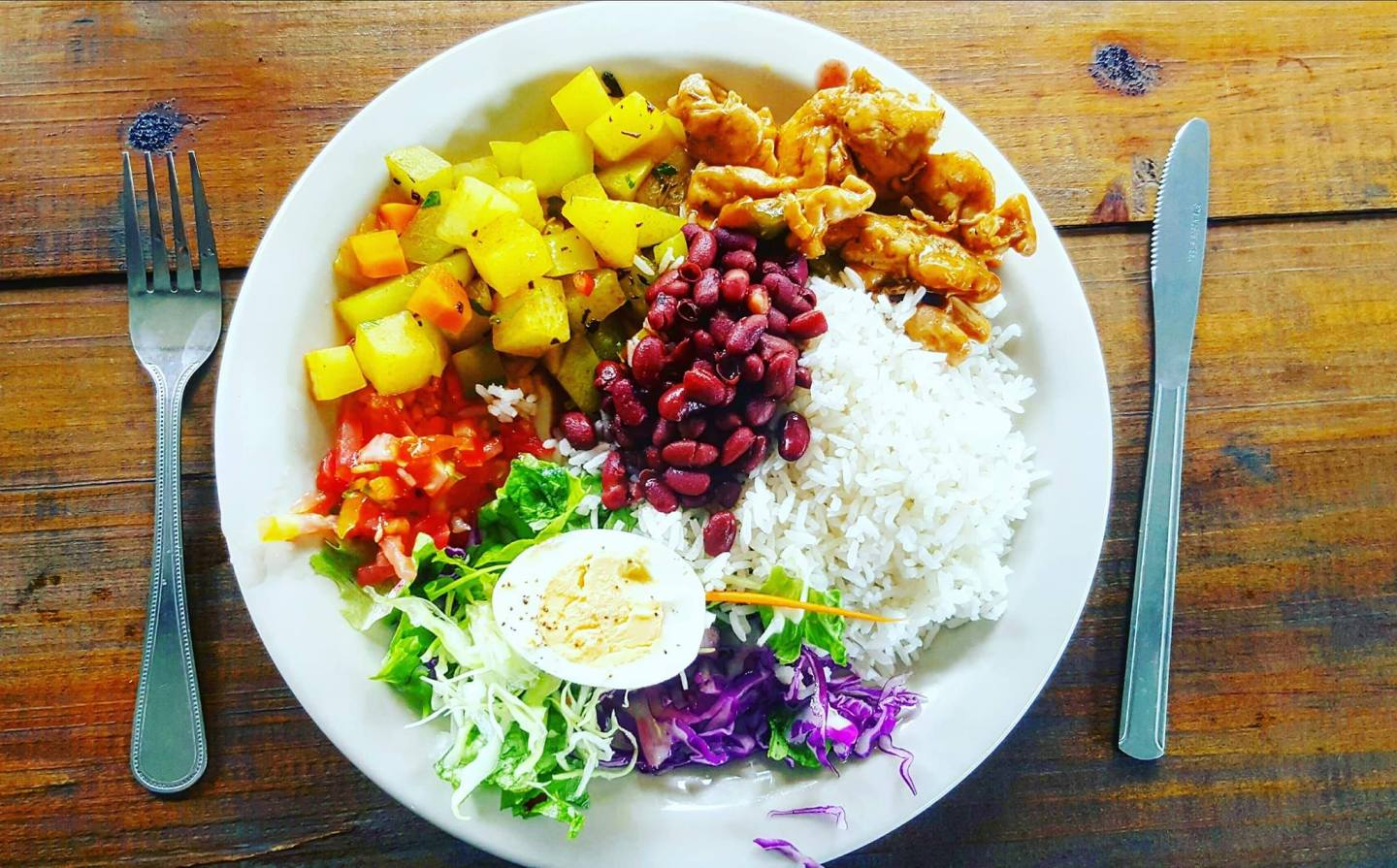 Eating your way around Central America