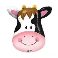 globo con forma de vaca