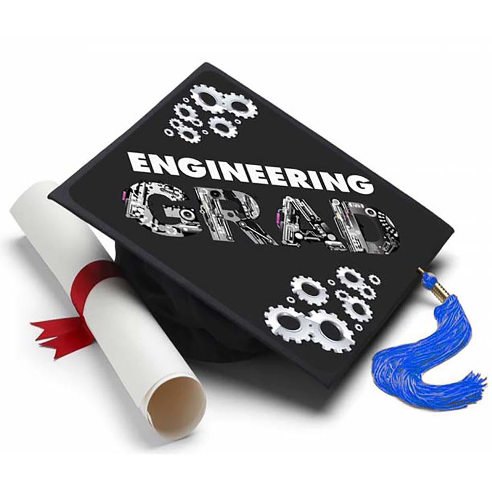 Engineering graduation hat