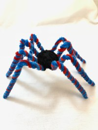 Easy Pipe Cleaner Spider  20 Minute Step By Step ...