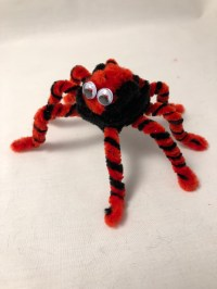 Pipe Cleaner Spider in 10 easy steps  Easy Step by Step 1 ...