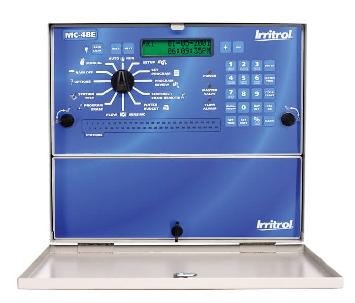 Hunter Proc 4 Station Outdoor Irrigation Controller Irrigation