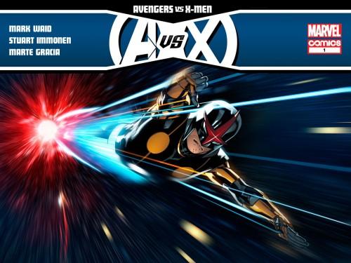 Marvel's Avengers vs. X-Men: Nova was the first Marvel Infinite Comic