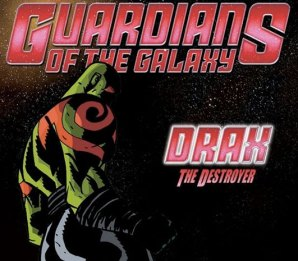 Guardians of the Galaxy Infinite Drax