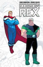 edisonRex (IDW Publishing)