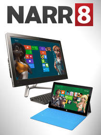 Narr8 launches app for Windows 8