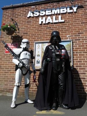 Melksham Comic Con guests