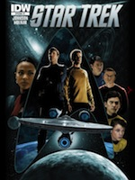 Star Trek Episode 1 cover