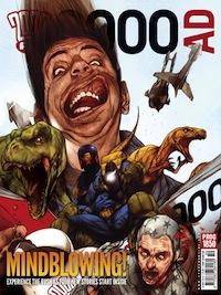 2000ad 1850 cover