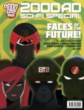 2000 AD Sci-Fi Special cover