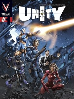Unity motion book #1