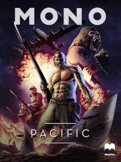 Mono Pacific #1 cover