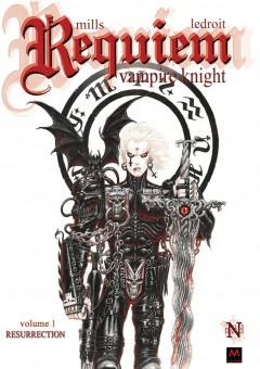 Requiem Vampire Knight #1 cover