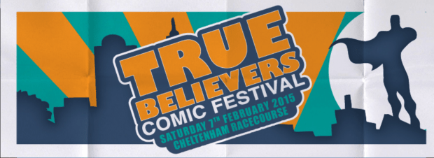 True Believers Comic Festival 2015
