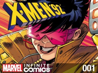 X-Men '92 Infinite Comic