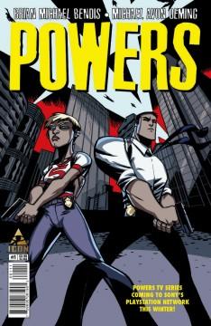 Powers #1 (2015)