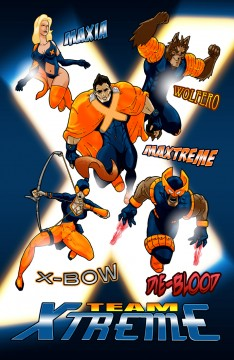 Vanguard Team Xtreme