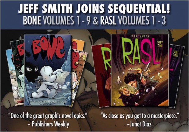 Sequential Jeff Smith
