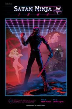Satan Ninja 198X cover 1