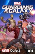 Guardians of the Galaxy Infinite