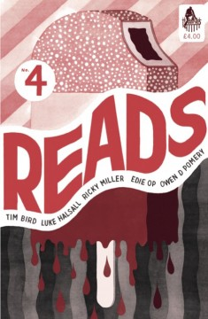 Reads vol 2 #4 cover