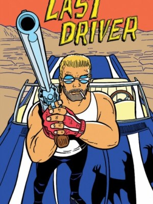 Last Driver Official Cover