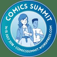 Comics Summit - Roundel