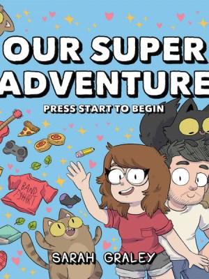 Graley our super adventure oni