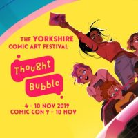 Thought Bubble 2019