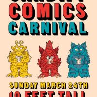 Cardiff Comics Carnival