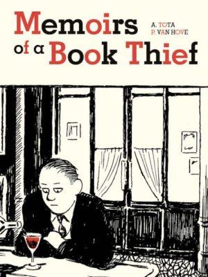 Memoirs of a Book Thief cover