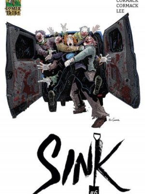 Review: Sink #6-10 (ComixTribe)
