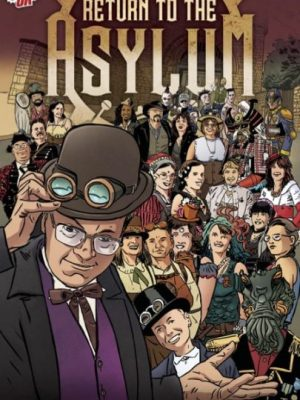 Kickstarter We Love: Return to the Asylum
