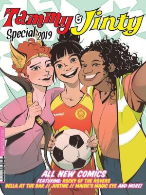 Review: Tammy and Jinty Special (Rebellion Publishing)