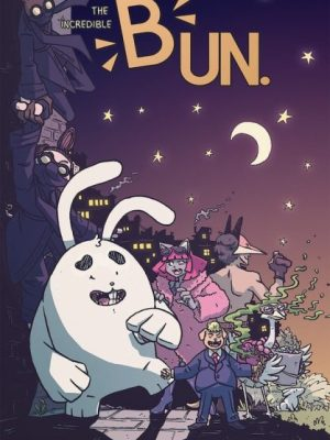 Kickstarter We Love: The Incredible Bun #2