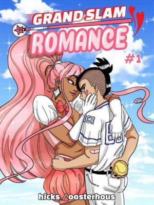 Grand Slam Romance cover