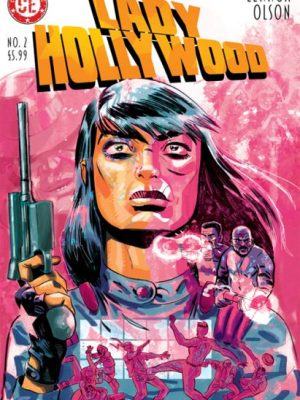 Review: Lady Hollywood #2 (Cult Empire Comics)