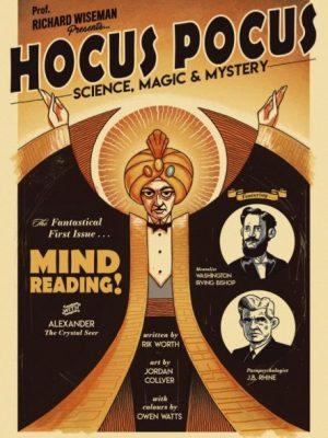 Hocus Pocus 1 cover