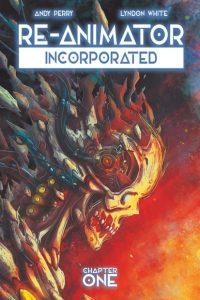 Reanimator Incorporated - #1 - Cover