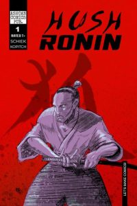 Hush Ronin cover
